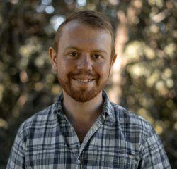 Ben Church smiling